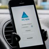 PS-WIN Mobile App