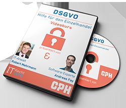 DSGVO Videokurs für stationäre Einzelhändler